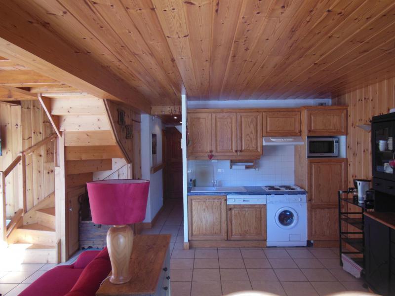 Vacances en montagne Appartement duplex 4 pièces 6 personnes (009P) - Résidence la Tour du Merle - Champagny-en-Vanoise - Kitchenette