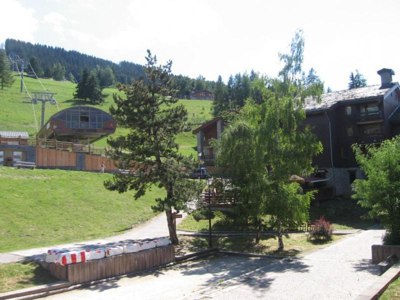 Vacances en montagne Studio 4 personnes (030) - Résidence la Traverse - Montchavin La Plagne