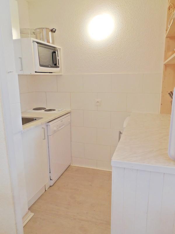 Vacances en montagne Appartement 2 pièces coin montagne 4 personnes (033) - Résidence la Traverse - Montchavin La Plagne - Coin repas
