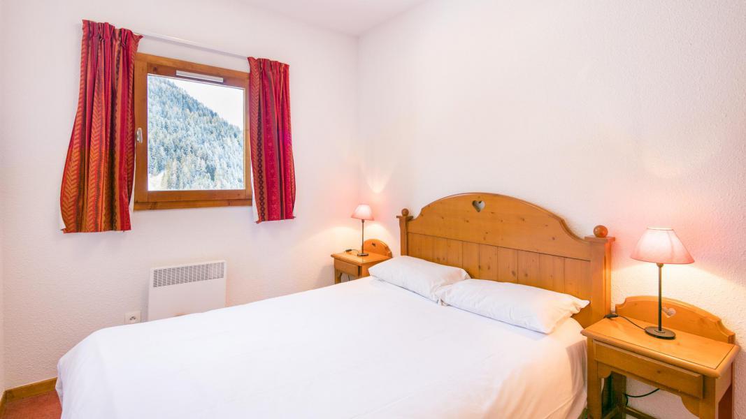Vacaciones en montaña Résidence la Turra - Valfréjus - Cama doble