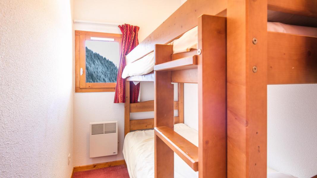Vacaciones en montaña Résidence la Turra - Valfréjus - Camas superpuestas