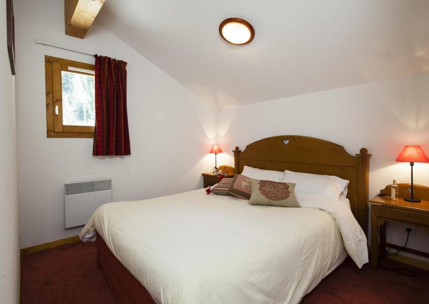 Vacances en montagne Residence La Turra - Valfréjus - Chambre
