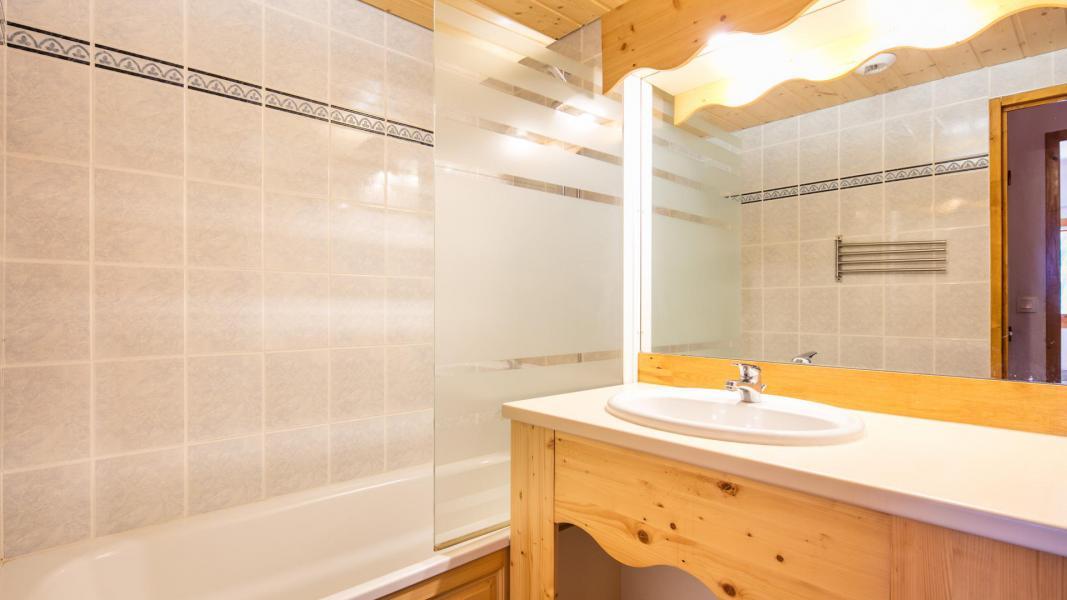 Vacaciones en montaña Résidence la Turra - Valfréjus - Cuarto de baño