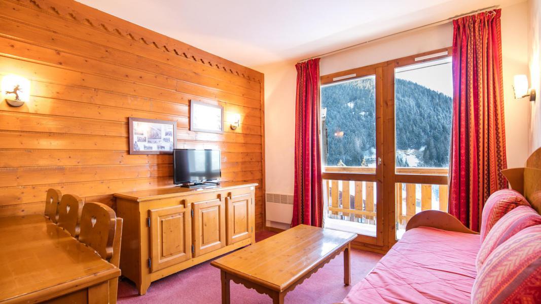 Vacaciones en montaña Résidence la Turra - Valfréjus - Estancia
