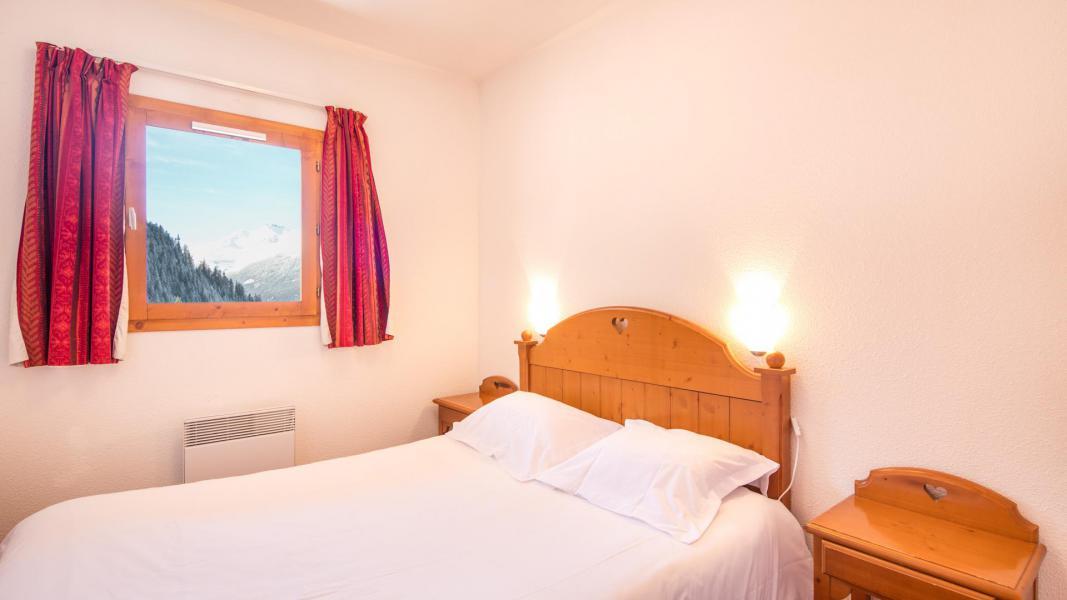 Urlaub in den Bergen Résidence la Turra - Valfréjus - Schlafzimmer