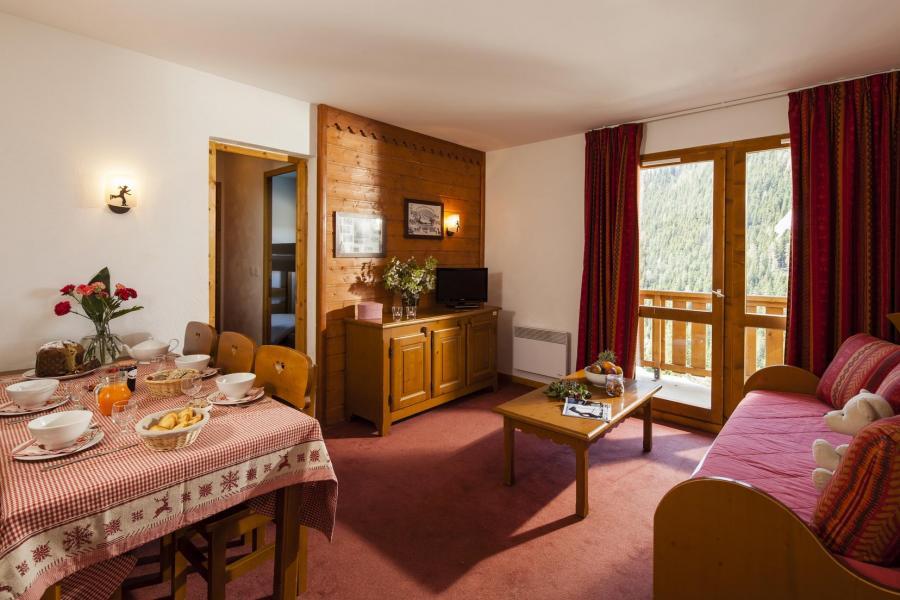 Locazione vacanze sulla neve Valfréjus - Residence La Turra