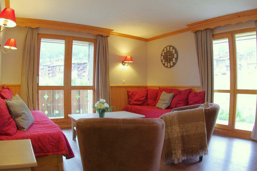 Wakacje w górach Apartament 6 pokojowy 10 osób (GL288) - Résidence la Valériane - Valmorel