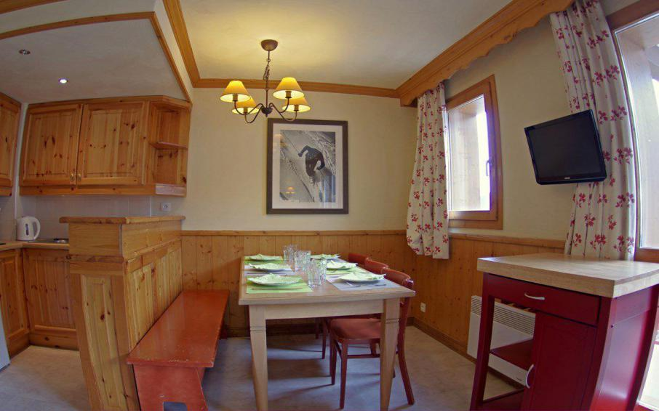 Wakacje w górach Apartament 3 pokojowy 6 osób (GL275) - Résidence la Valériane - Valmorel