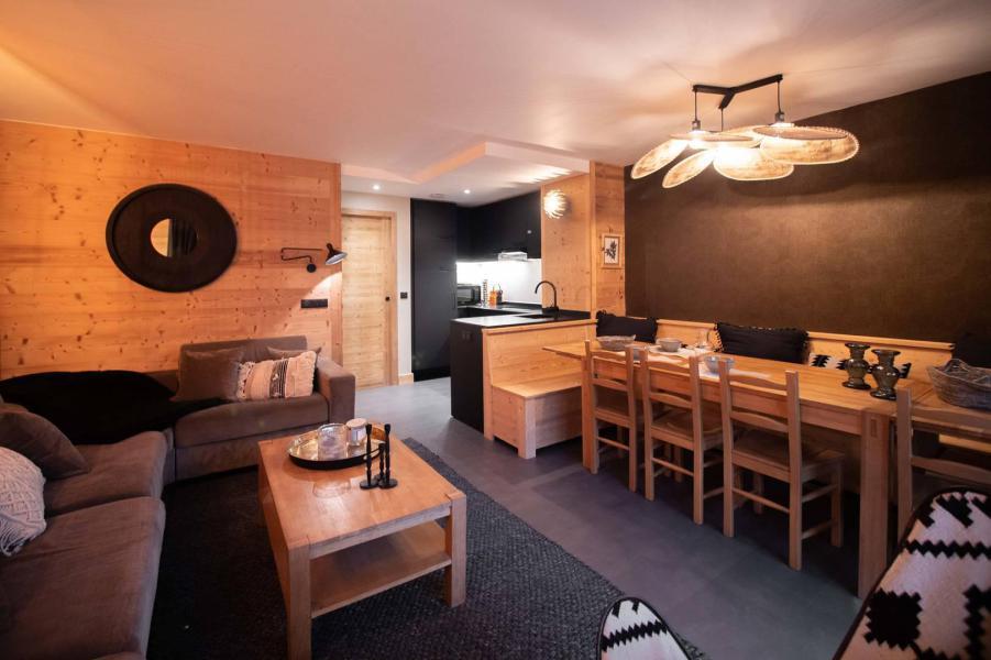 Wakacje w górach Apartament duplex 5 pokojowy 10 osób (GL416) - Résidence la Valériane - Valmorel