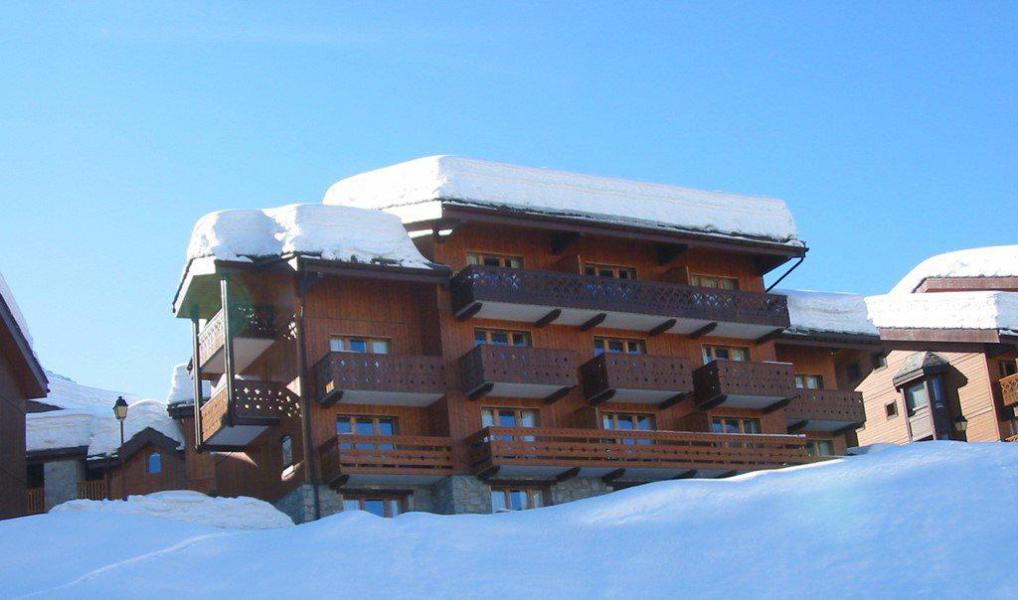 Wakacje w górach Apartament duplex 3 pokojowy 6 osób (GL385) - Résidence la Valériane - Valmorel