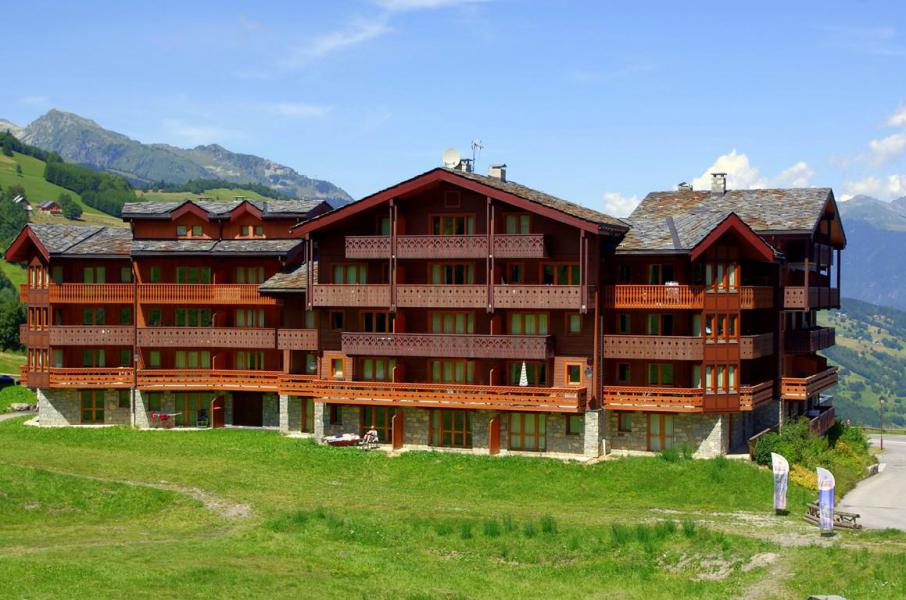 Wakacje w górach Apartament 3 pokojowy 7 osób (GL309) - Résidence la Valériane - Valmorel - Zakwaterowanie