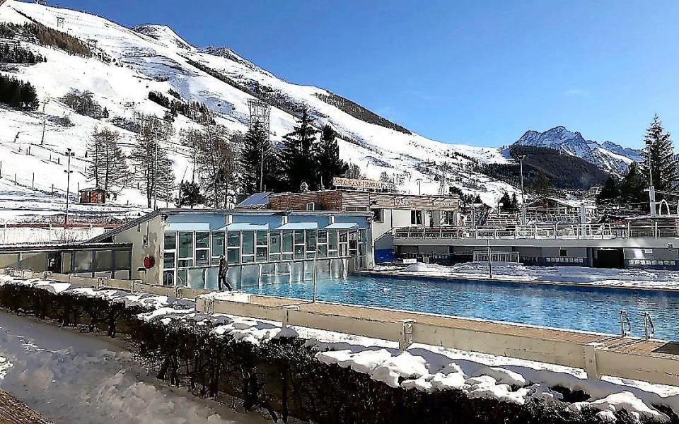 Wakacje w górach Studio z alkową 4 osoby (159) - Résidence la Vallée Blanche - Les 2 Alpes