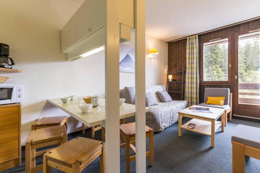 Vakantie in de bergen Appartement 2 kamers 5 personen (624) - Résidence la Vanoise - La Rosière