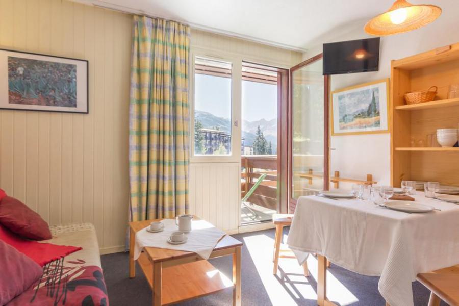 Vakantie in de bergen Studio bergnis 4 personen (627) - Résidence la Vanoise - La Rosière