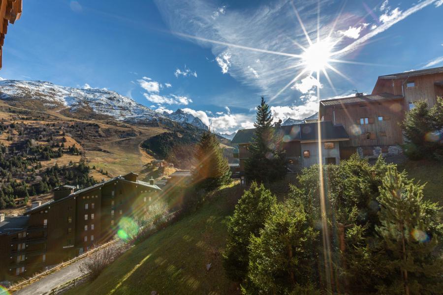 Vacances en montagne Résidence la Vanoise - Méribel-Mottaret