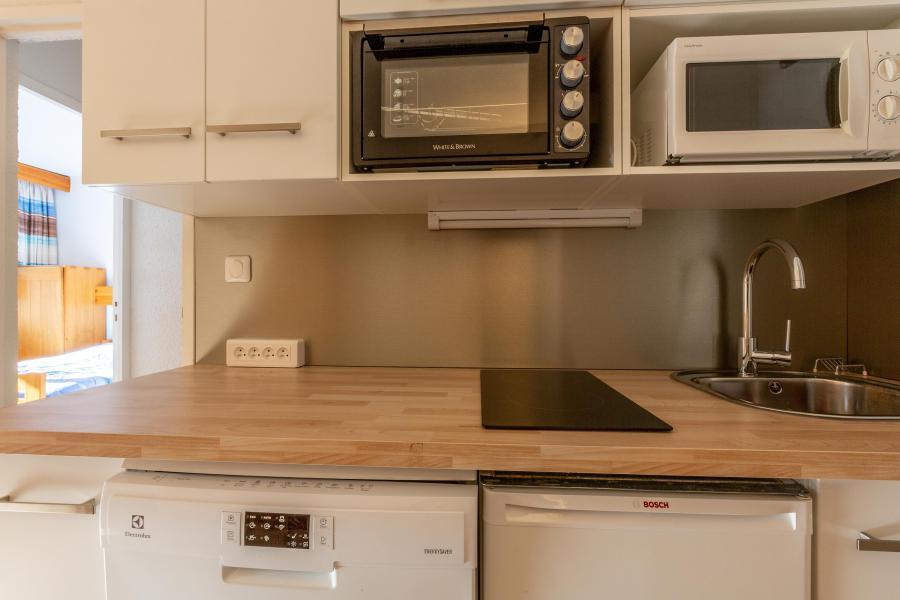 Vacances en montagne Appartement 2 pièces 6 personnes (030) - Résidence la Vanoise - Méribel-Mottaret