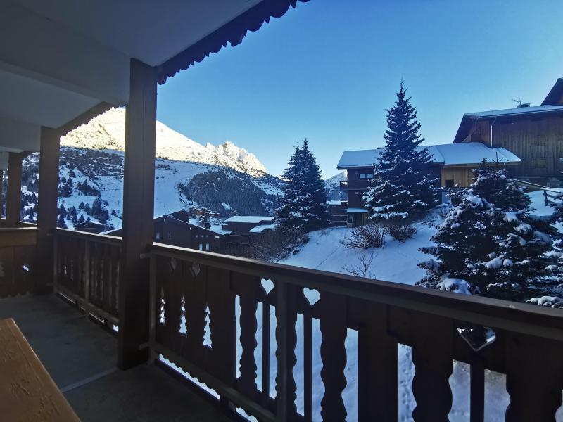 Vacances en montagne Appartement 2 pièces 6 personnes (015) - Résidence la Vanoise - Méribel-Mottaret