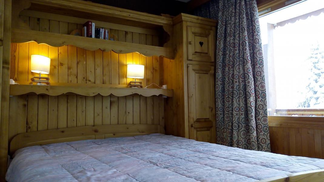 Vacances en montagne Appartement 2 pièces 6 personnes (015) - Résidence la Vanoise - Méribel-Mottaret - Chambre