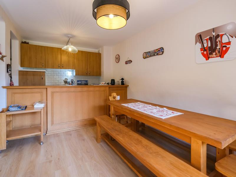 Vacances en montagne Appartement 2 pièces 6 personnes (029) - Résidence la Vanoise - Méribel-Mottaret - Logement