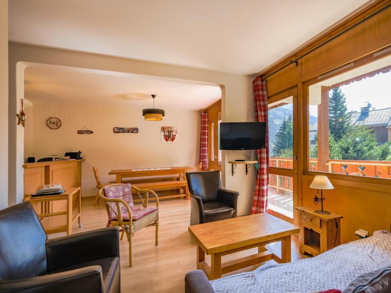 Vacances en montagne Appartement 2 pièces 6 personnes (029) - Résidence la Vanoise - Méribel-Mottaret - Séjour