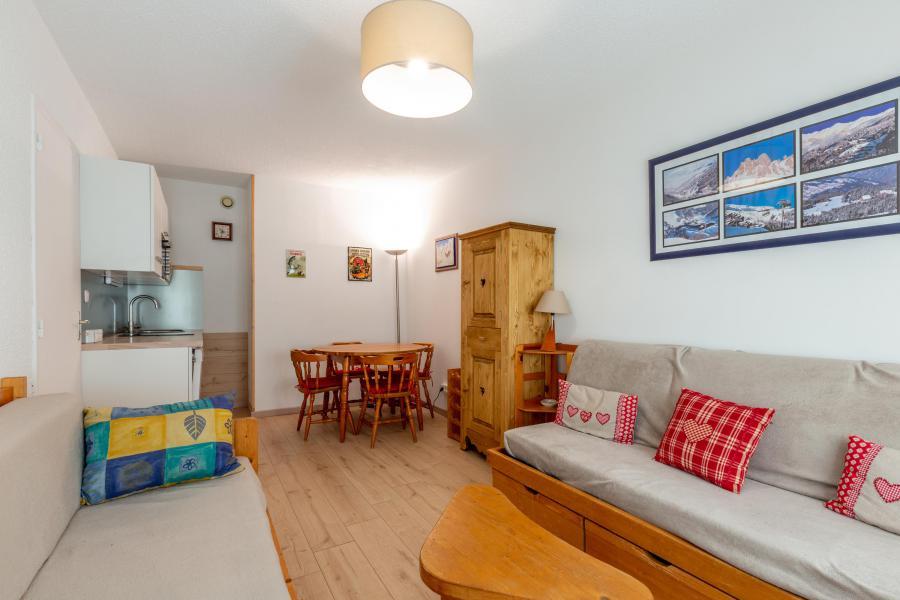 Vacances en montagne Appartement 2 pièces 6 personnes (030) - Résidence la Vanoise - Méribel-Mottaret - Logement