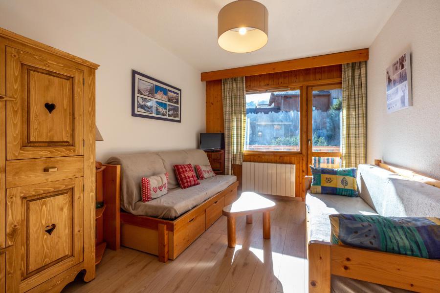 Vacances en montagne Appartement 2 pièces 6 personnes (030) - Résidence la Vanoise - Méribel-Mottaret - Séjour