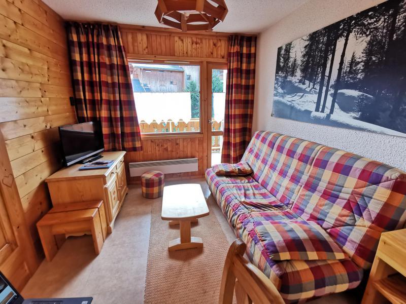 Vacances en montagne Appartement 2 pièces 6 personnes (041) - Résidence la Vanoise - Méribel-Mottaret - Banquette
