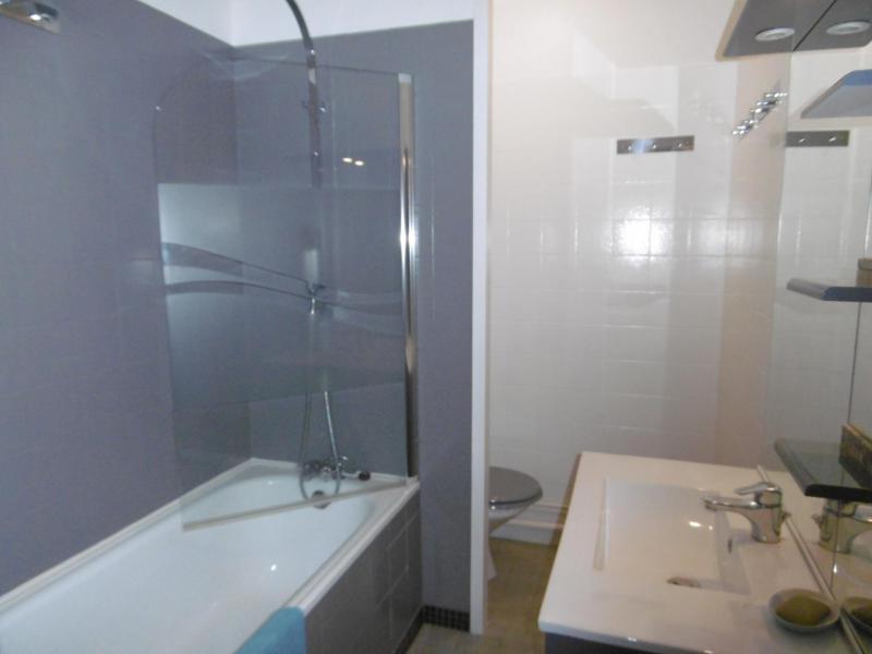 Vacances en montagne Appartement 3 pièces 6 personnes (013) - Résidence la Vanoise - Méribel-Mottaret - Baignoire