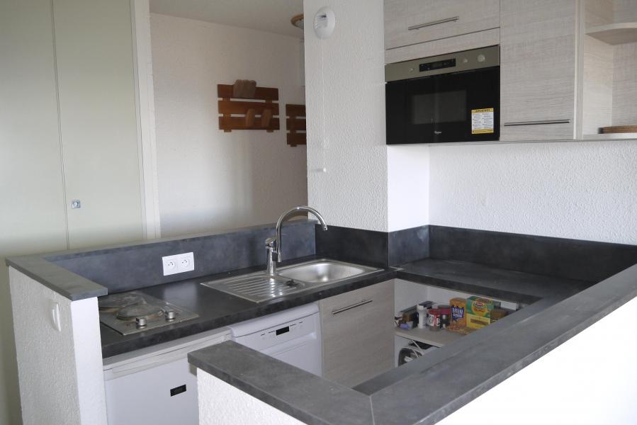 Vacances en montagne Appartement 3 pièces 6 personnes (013) - Résidence la Vanoise - Méribel-Mottaret - Kitchenette