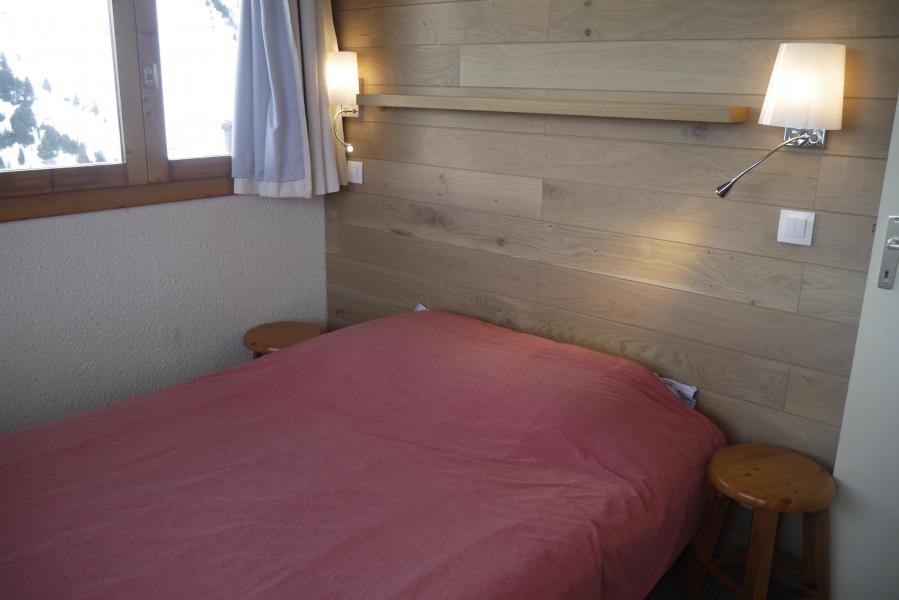 Vacances en montagne Appartement 3 pièces 6 personnes (013) - Résidence la Vanoise - Méribel-Mottaret - Lit double