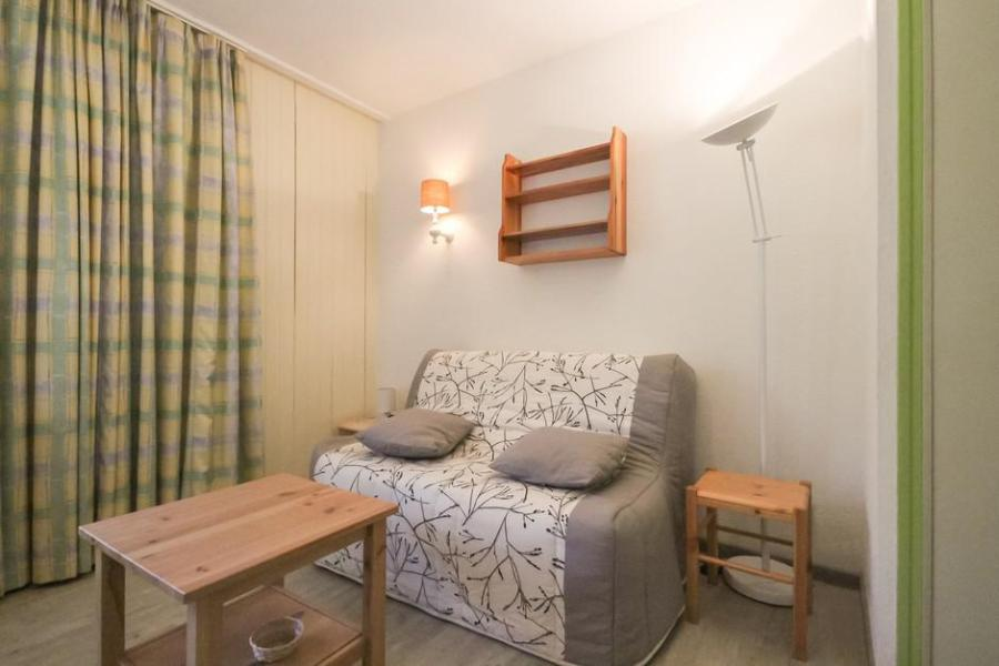 Holiday in mountain resort Studio sleeping corner 4 people (628) - Résidence la Vanoise - La Rosière - Bed-settee