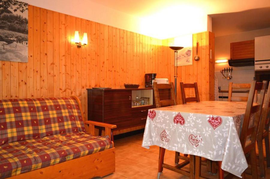 Wakacje w górach Apartament 2 pokojowy 5 osób (1D) - Résidence la Vardase - Le Grand Bornand