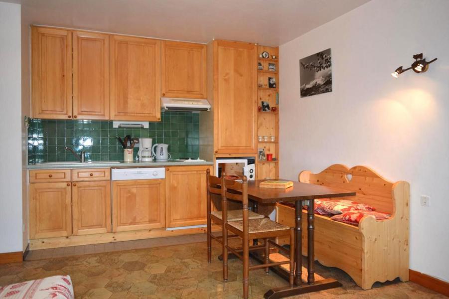 Wakacje w górach Apartament 2 pokojowy 5 osób (2E) - Résidence la Vardase - Le Grand Bornand