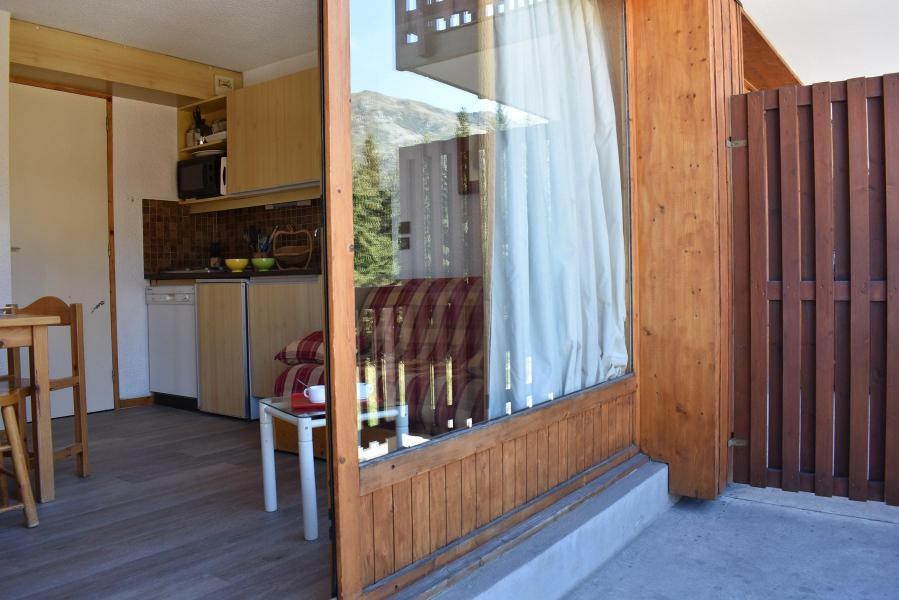 Holiday in mountain resort 2 room apartment 4 people (B2) - Résidence la Vizelle - Méribel