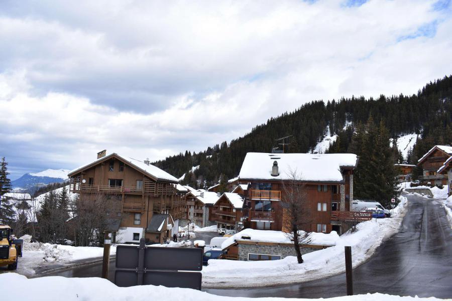 Holiday in mountain resort Résidence la Vizelle - Méribel