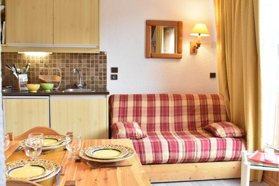 Vacances en montagne Appartement 2 pièces 4 personnes (B2) - Résidence la Vizelle - Méribel - Logement