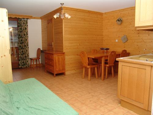 Vacances en montagne Appartement 3 pièces 4 personnes (2) - Résidence la Voute - Saint Martin de Belleville - Cuisine