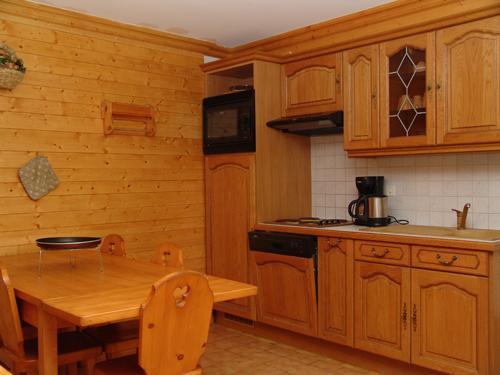 Vacances en montagne Appartement 3 pièces 4 personnes (2) - Résidence la Voute - Saint Martin de Belleville - Kitchenette