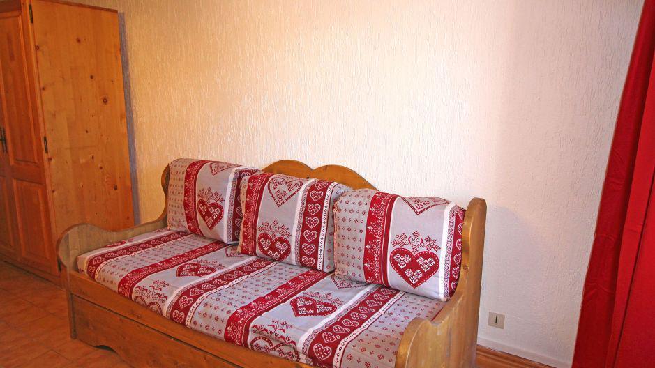 Vacances en montagne Appartement 3 pièces 4 personnes (2) - Résidence la Voute - Saint Martin de Belleville - Séjour