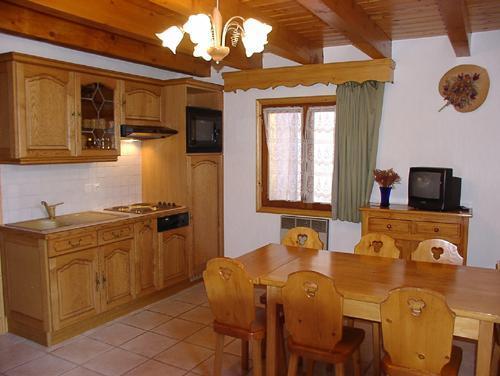 Vacances en montagne Appartement duplex 4 pièces 8 personnes (3) - Résidence la Voute - Saint Martin de Belleville - Coin repas
