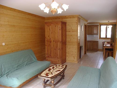 Vacances en montagne Appartement duplex 4 pièces 8 personnes (4) - Résidence la Voute - Saint Martin de Belleville - Coin séjour