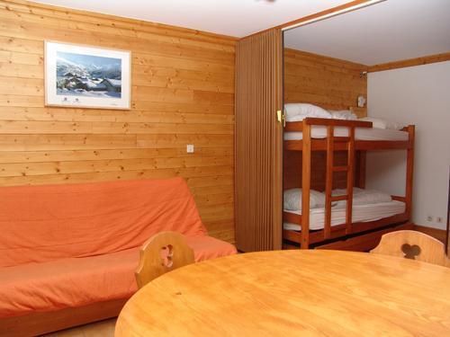 Vacances en montagne Studio 4 personnes (1) - Résidence la Voute - Saint Martin de Belleville - Coin montagne