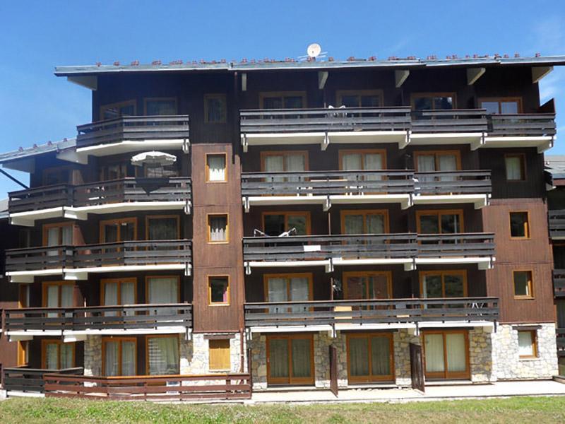 Location au ski Residence Lac Blanc - Méribel-Mottaret - Extérieur été