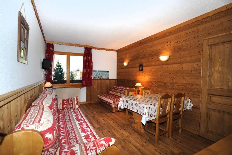 Vacances en montagne Studio 4 personnes (022) - Résidence Lac du Lou - Les Menuires