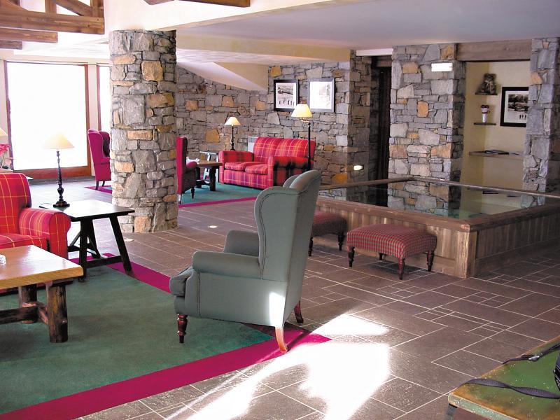 Vacances en montagne Résidence Lagrange Aspen - La Plagne - Réception