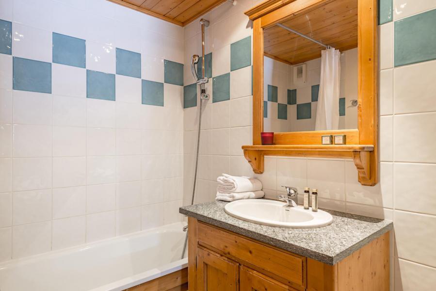 Holiday in mountain resort Résidence Lagrange Aspen - La Plagne - Bath-tub