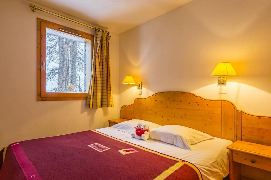 Holiday in mountain resort Résidence Lagrange Aspen - La Plagne - Bedroom