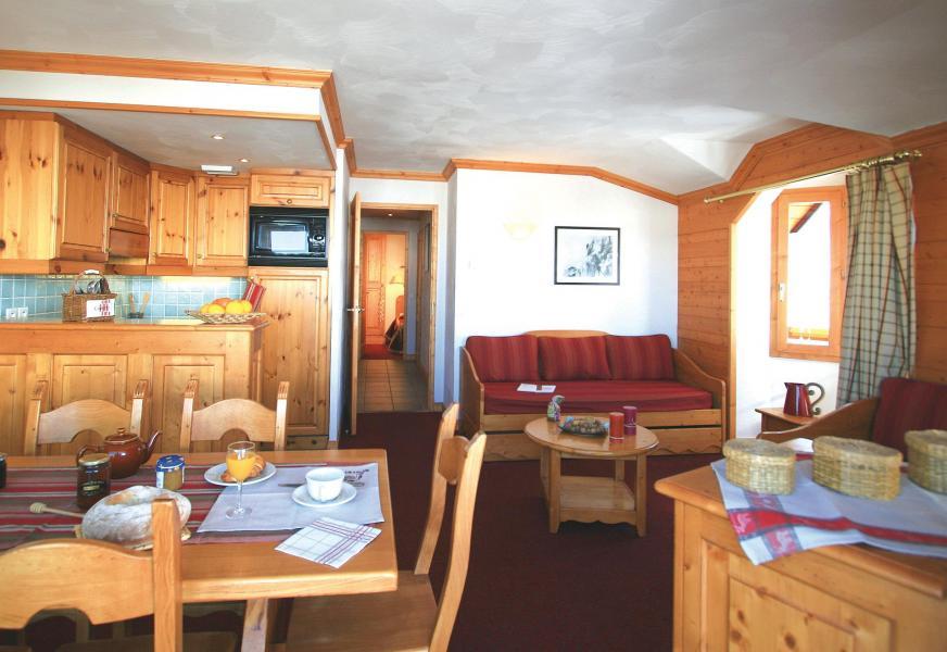 Vacances en montagne Résidence Lagrange Aspen - La Plagne - Table