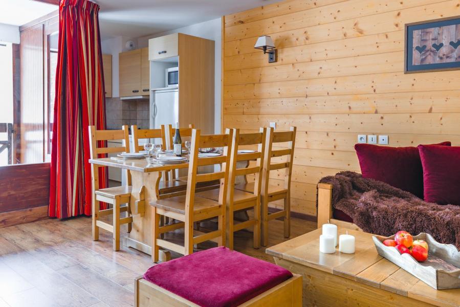 Vacances en montagne Résidence Lagrange Cybèle - Brides Les Bains - Séjour