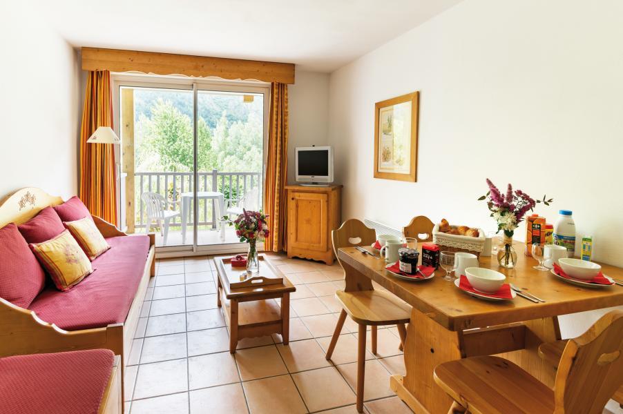Urlaub in den Bergen Résidence Lagrange l'Ardoisière - Saint Lary Soulan - Essbereich